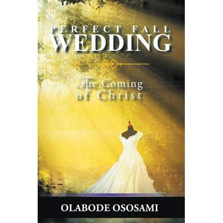Perfect Fall Wedding - eBook - Fall Wedding Color Schemes