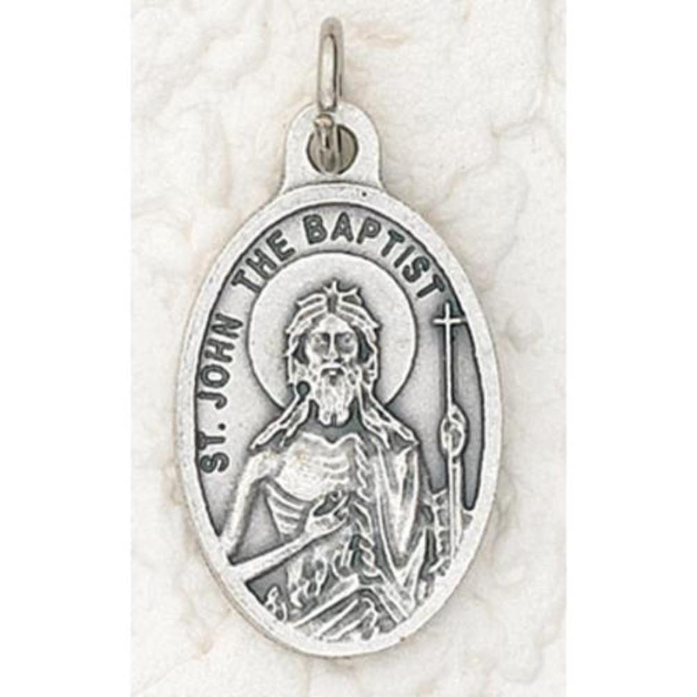 25 St. John the Baptist Medals