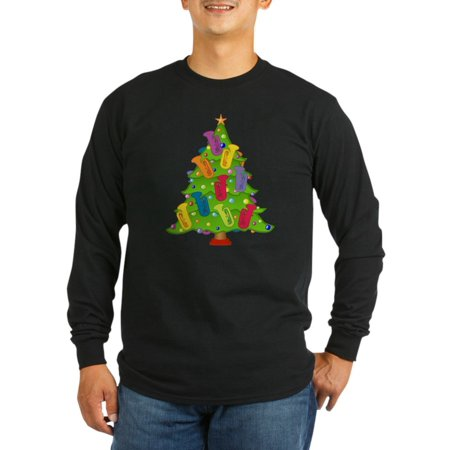 1a41472925 CafePress - CafePress - Tuba Christmas - Long Sleeve Dark T-Shirt -  Walmart.com
