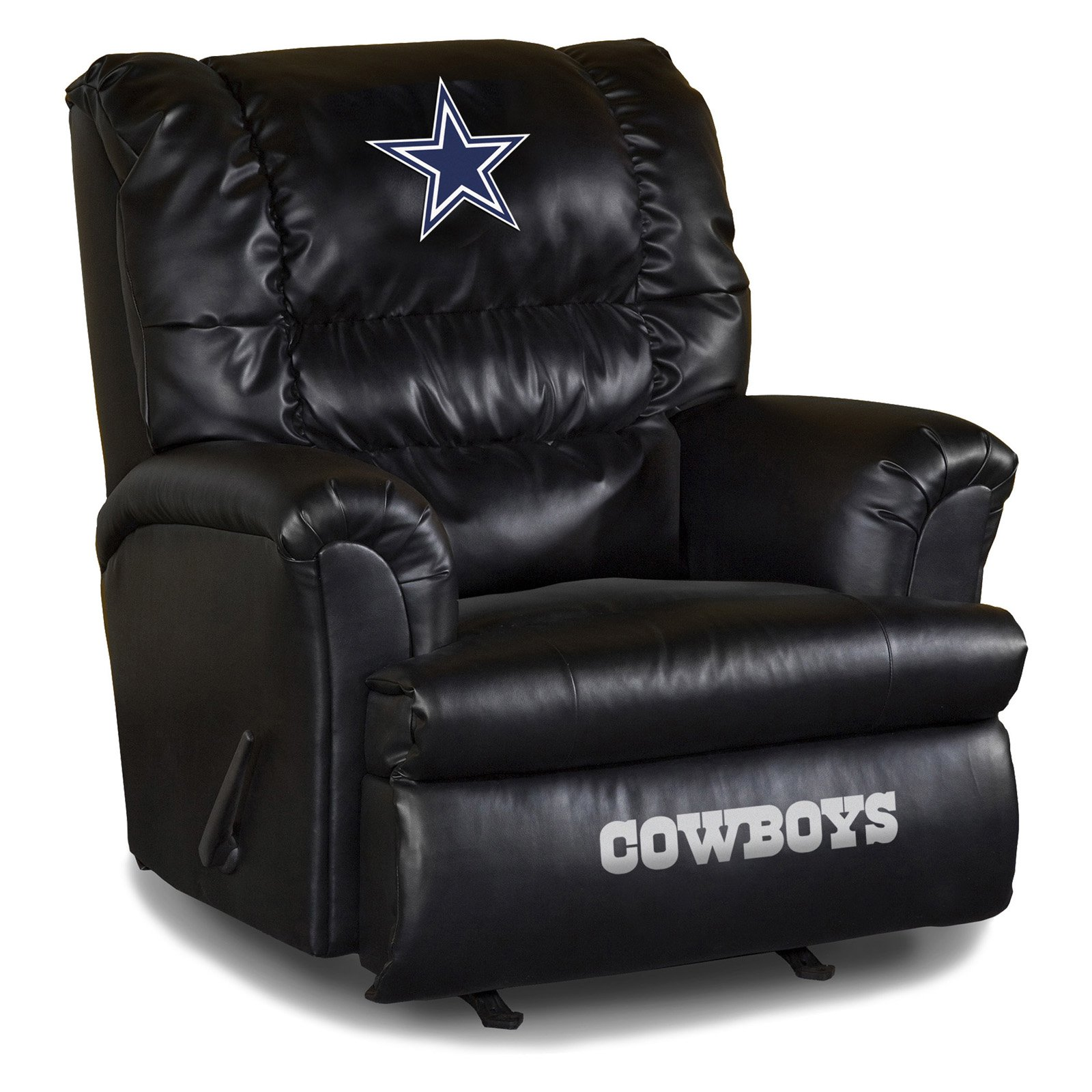 Imperial NFL Big Daddy Leather  Recliner