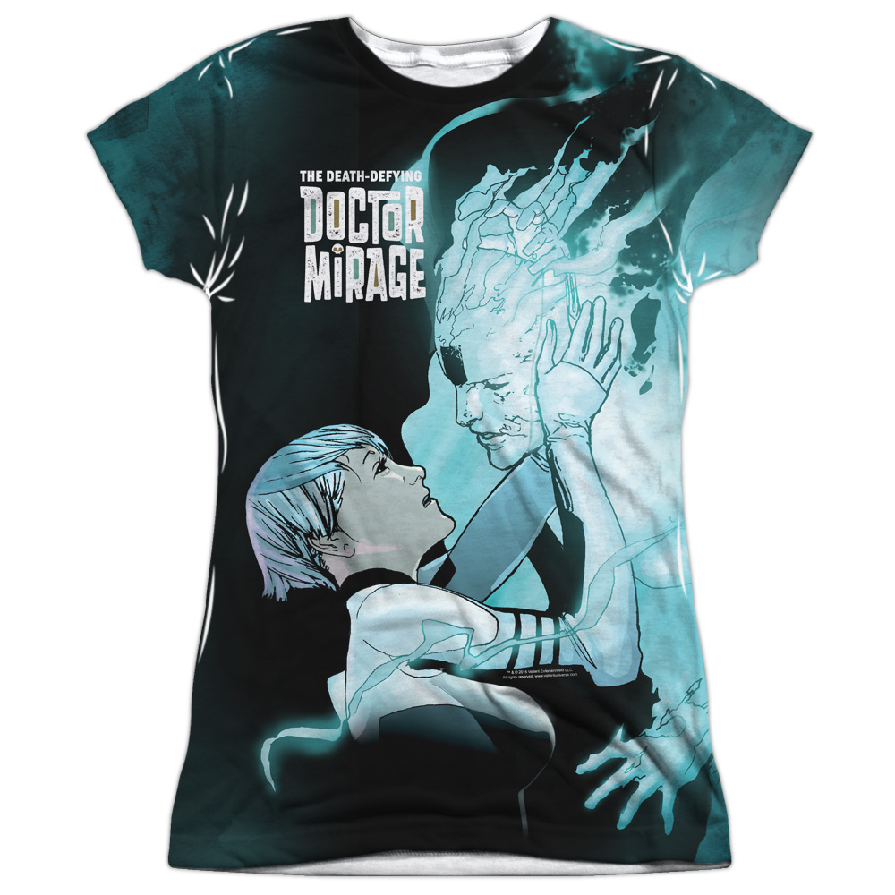Doctor Mirage Connecting Juniors Sublimation Shirt