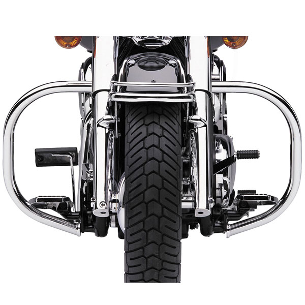 Cobra Freeway Bar Chrome Fits 99-10 Yamaha V Star 650 XVS...