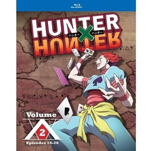 Hunter X Hunter: Set 2 (Blu-ray) (Widescreen)