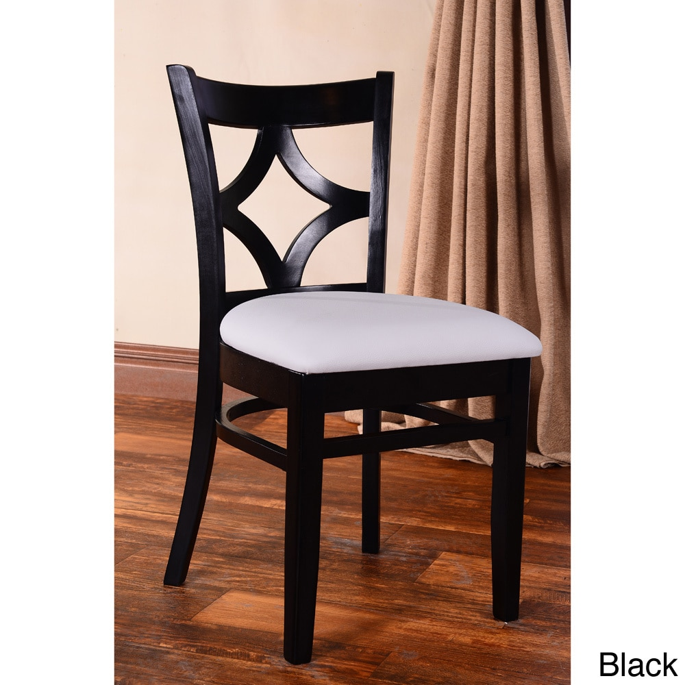 Beechwood Mountain Diamond Back Dining Chairs (Set of 2) by Beechwood Mountain