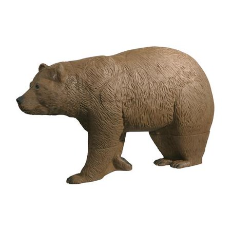 Delta McKenzie Hunting 50120 Backyard 3D - Walking Brown Bear Archery Target