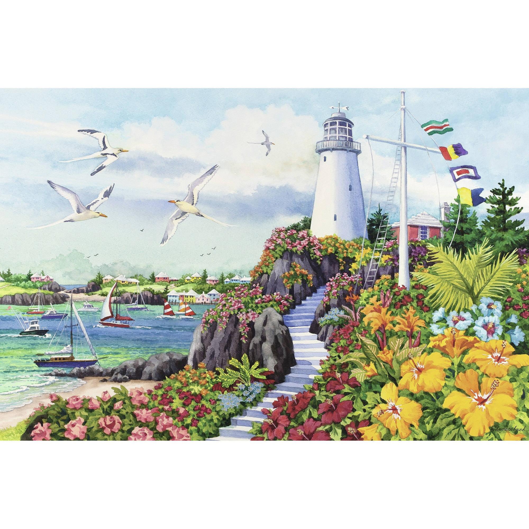 Ravensburger Coastal Paradise 3000 Piece Puzzle by Ravensburger USA Inc