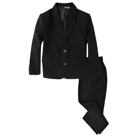 Boys Eaton Suit - Gino Giovanni Boys 2 Piece Suit Set G218