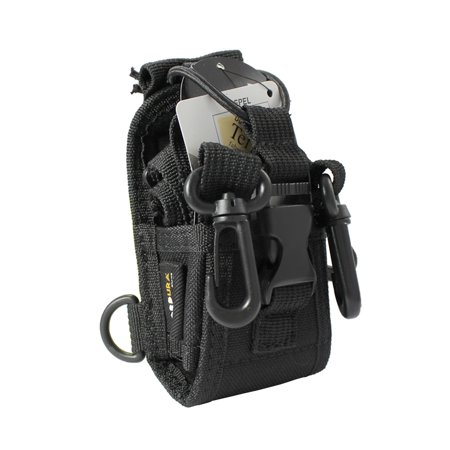 Handheld Radio Pouch - 3-in-1 Protector Pouch for Smaller Radio Trascievers