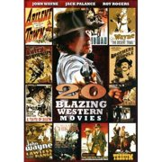 20 Blazing Western Movies by DIAMOND