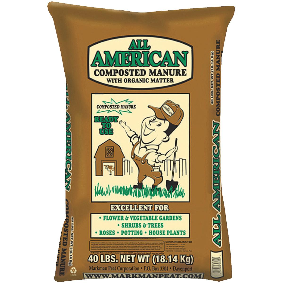 All American Cow Manure