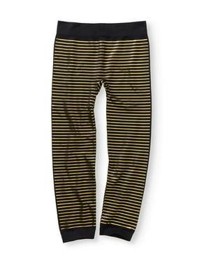 7f270525ebb26 Product Image Girls' Seamless Printed Foil Fashion Fleece Foil Legging