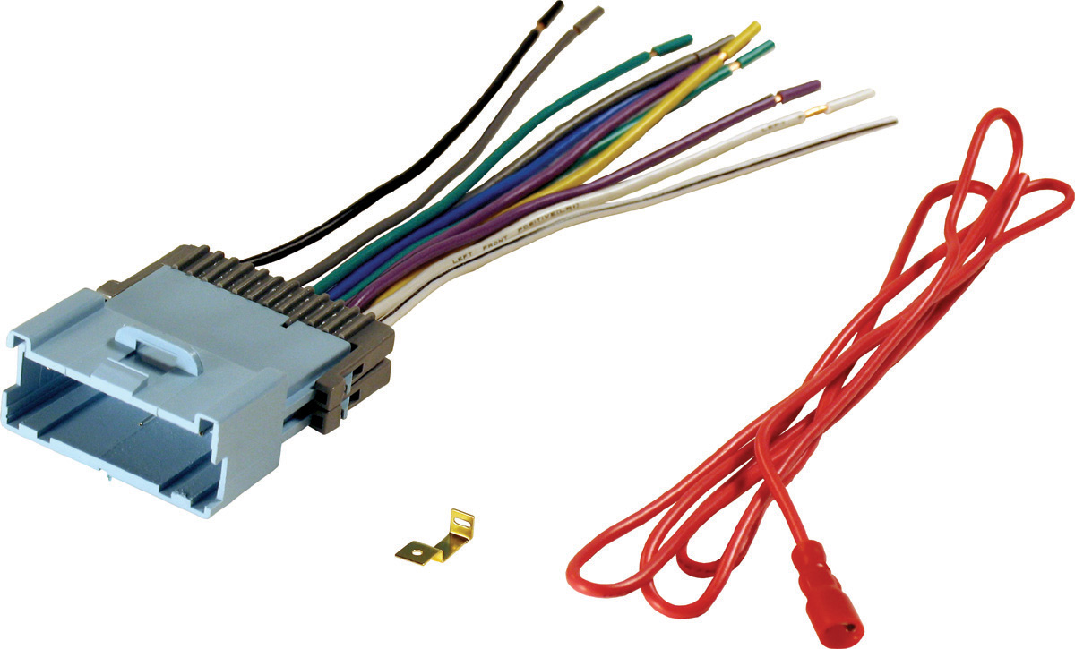 wiring harness gm 2002 13 walmart com rh walmart com GM Wiring Harness Diagram GM Radio Wiring Harness