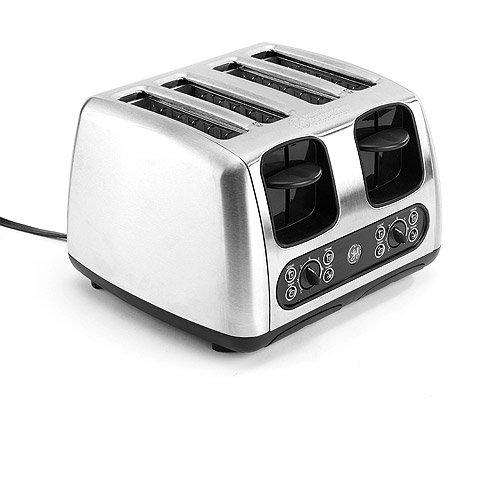 Ge 4 Slice Toaster ~ Ge slice toaster walmart