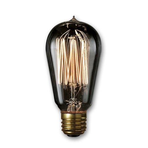 Bulbrite Industries Smoke Incandescent Light Bulb (Set of 4)