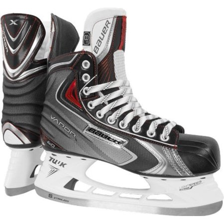 Bauer Vapor X 60 Junior Hockey Skates, Size 3.5 by