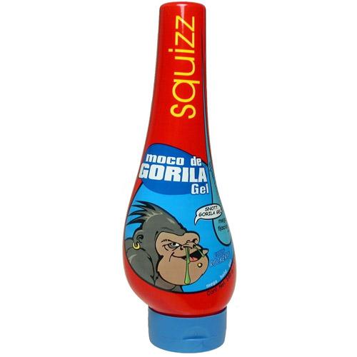 Moco de Gorila Squizz Rockero Hair Gel, 12 oz