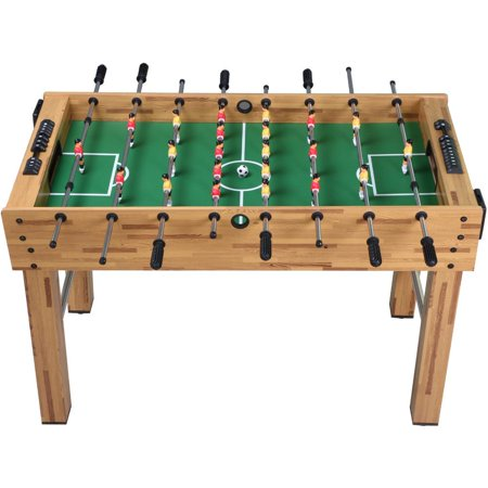 Yaheetech 48\'\' Foosball Table Soccer Game Indoor Arcade Family ...