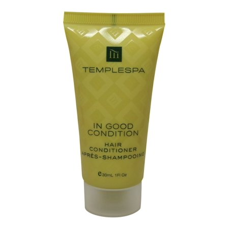 Temple Spa In Good Condition Hair Conditioner 16 each 1oz tubes. Total of 16oz (What Is Very Good Condition)