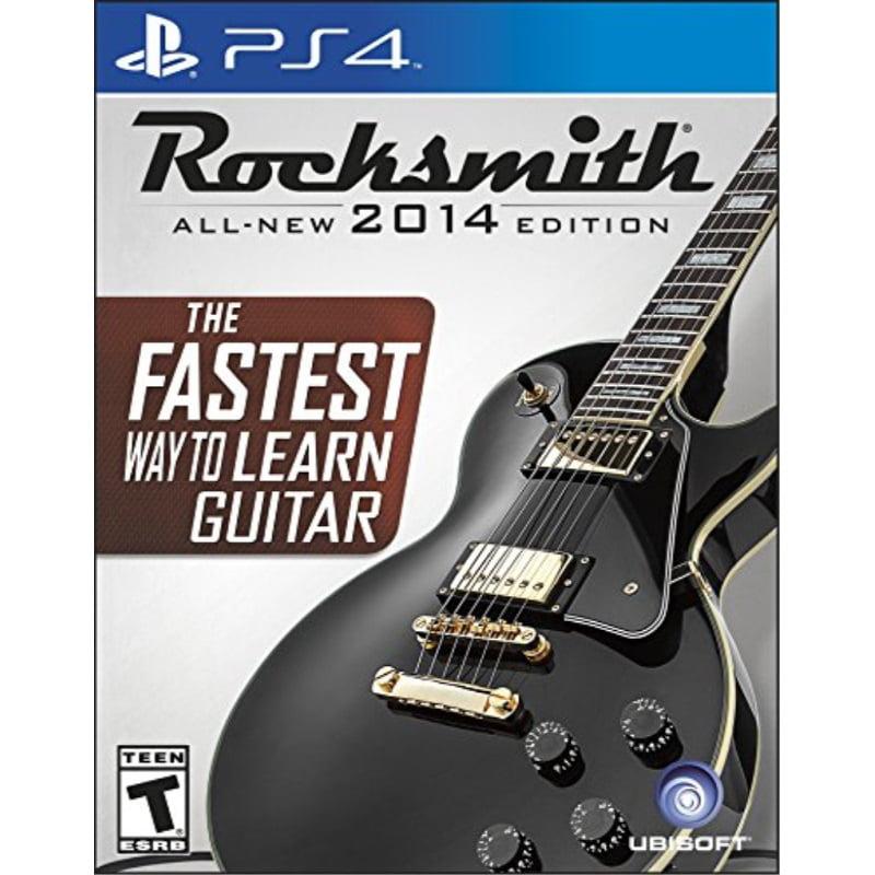 Ubisoft Rocksmith 2014 Edition PlayStation 4 by