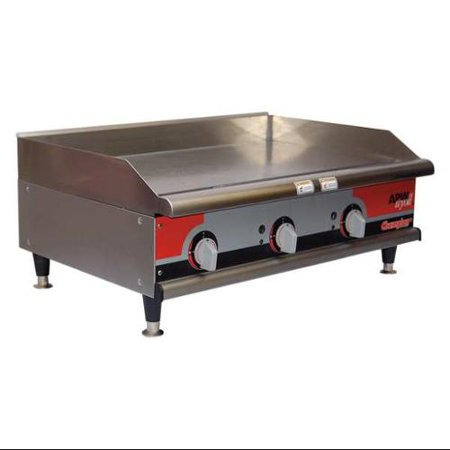 Manual Gas Griddle Apw Wyott GGMI Walmartcom - Apw wyott steam table