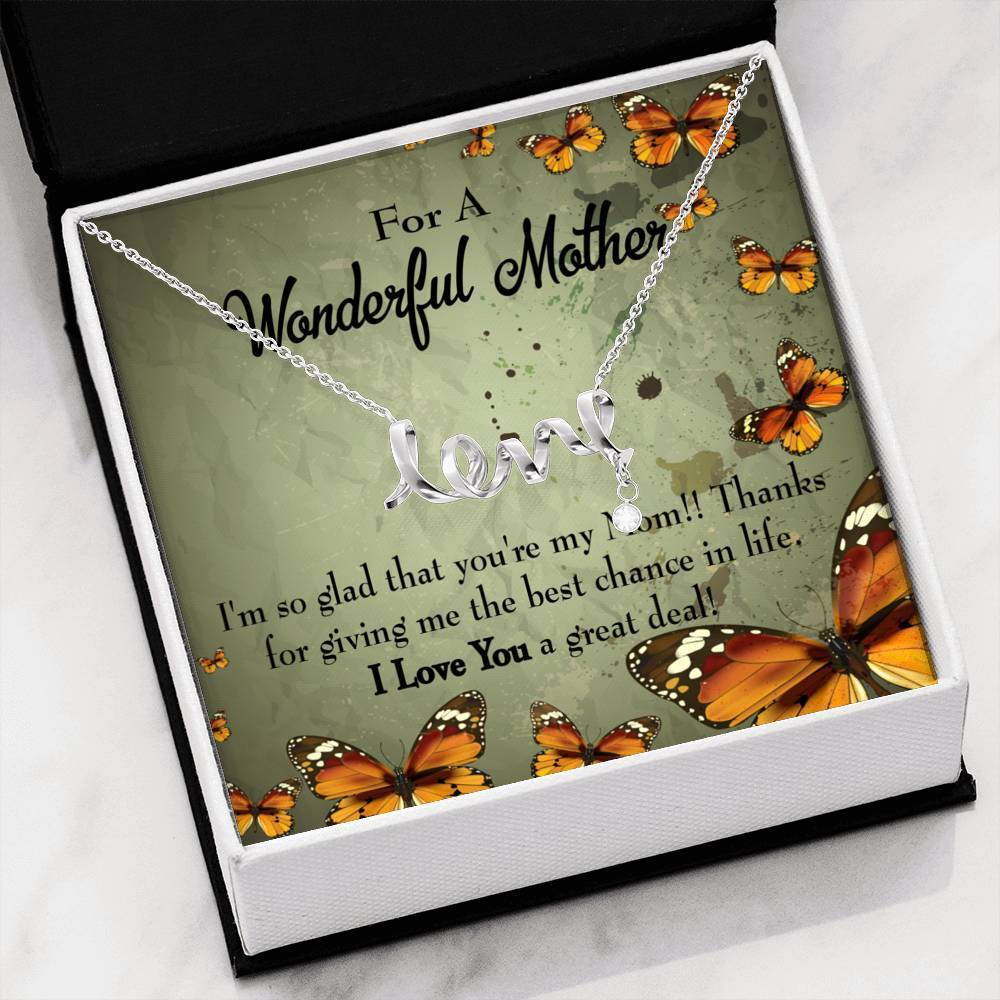 Express Your Love Gifts - I'm So Glad Meaningful Mom Gift ...