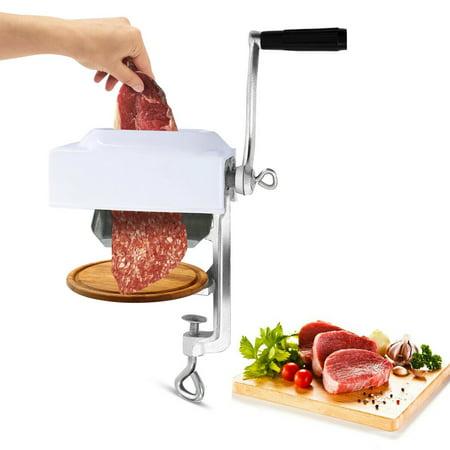 Costway Heavy Duty Meat Tenderizer Cuber Flatten Tenderize Kitchen Restaurant (Kitchen Aid Meat Cuber)