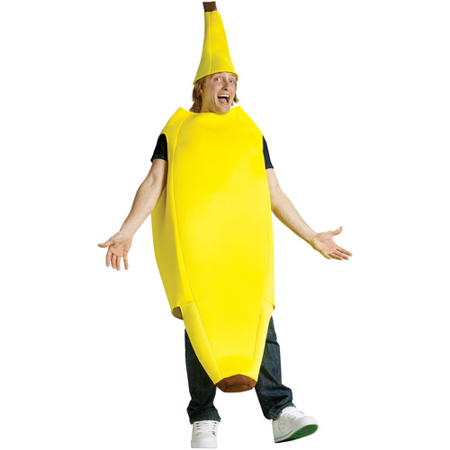 Banana Adult Halloween Costume