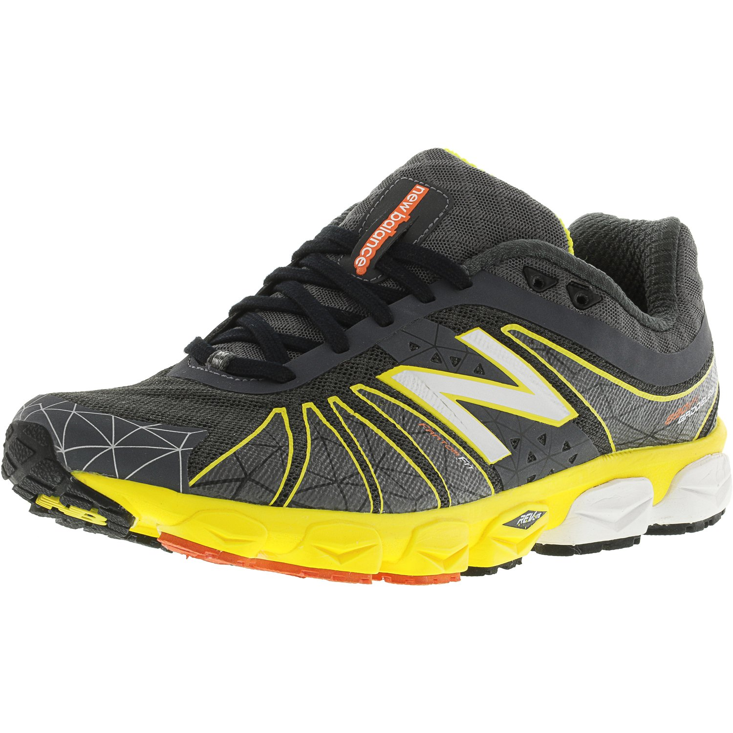 New Balance Men's M890 Gy4 Ankle-High Running Shoe - 7W
