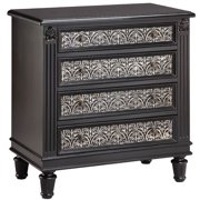 Accent Chest in Ebony