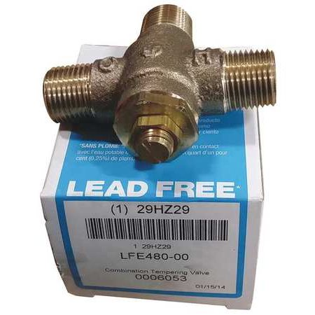 Mixing Control Valve (Thermostatic Mixing Valve,1/2 in. POWERS)
