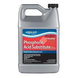 Phosphoric Acid Cleaner - Aqua Mix Phosphoric Acid Cleaner Substitute 1 Gallon
