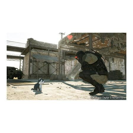 Metal Gear V: Phantom Pain Collector's Edition (PS4)