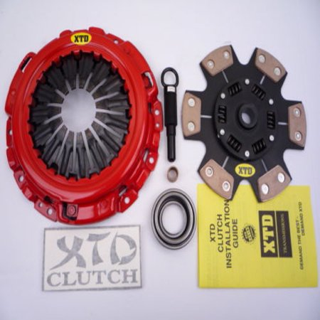 Pickup Clutch Flywheel - XTD STAGE 3 CLUTCH & 11LBS FLYWHEEL KIT FOR NISSAN 240SX ALL MODEL