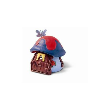 Schleich Smurfs Cottage, Blue