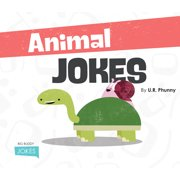 Big Buddy Jokes: Animal Jokes (Hardcover)