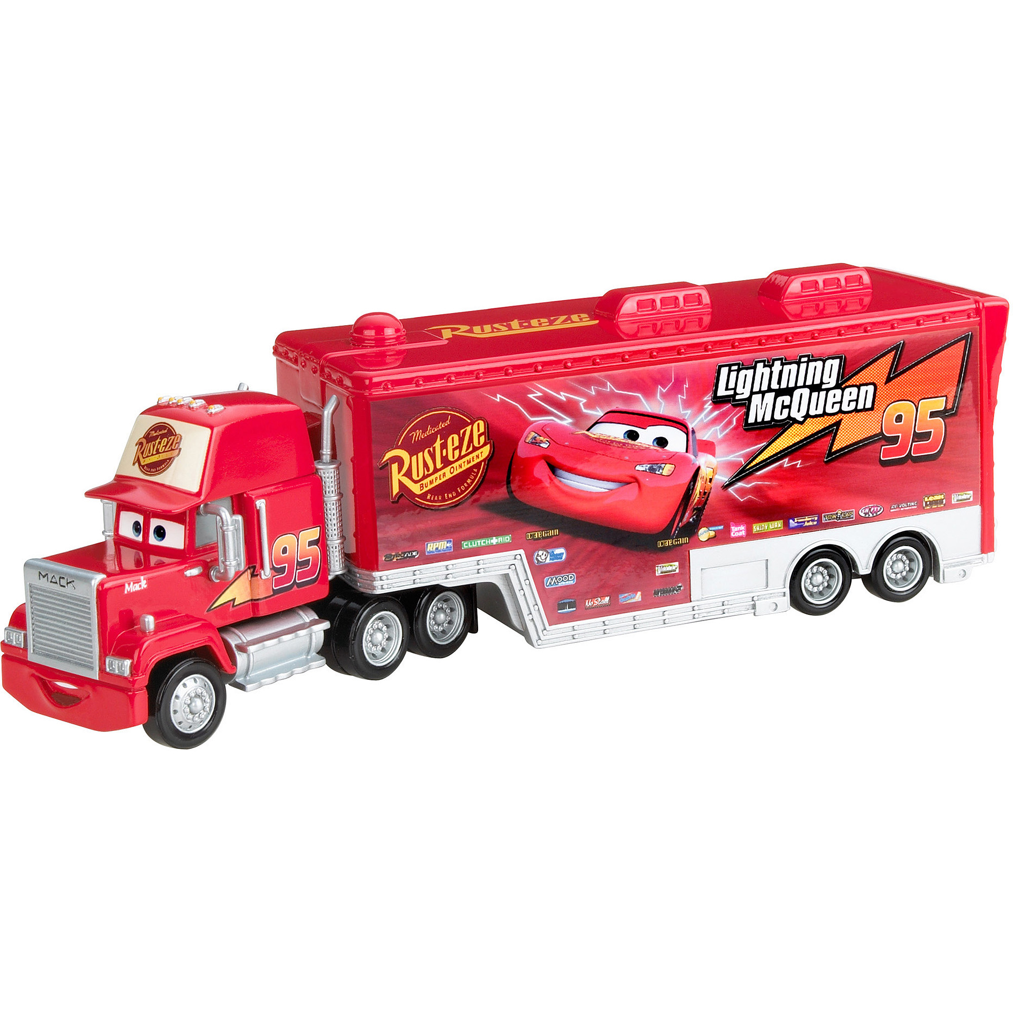 Disney Cars Mack and Trailer, Mack