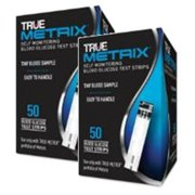 True Metrix Blood 100 Test Strips