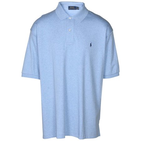 Polo Ralph Lauren Big And Tall - Polo RL Men's Big & Tall Classic Fit Pony Polo Shirt