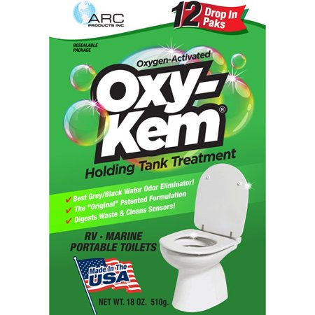 Oxy Kem Holding Tank Treatment  12Pk