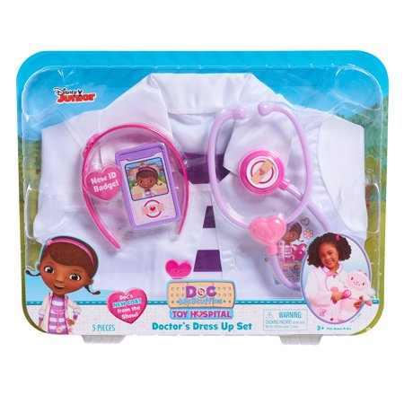 Doc Mcstuffins Costumes (Doc McStuffins Doctor's Dress Up)