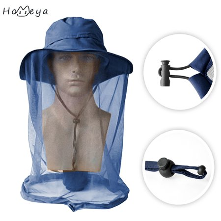 2e58fe63e6f022 Mesh Head Face Protector Mask Hat,homeya Insect Bee Mosquito Bug Anti- mosquito Net