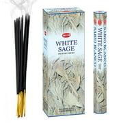 HEM White Sage Incense Sticks - 120 Sticks