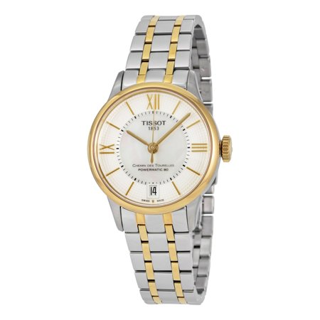 Ladies Mother Of Pearl Dial (T-Classic Mother of Pearl Dial Ladies Watch T099.207.22.118.00 )
