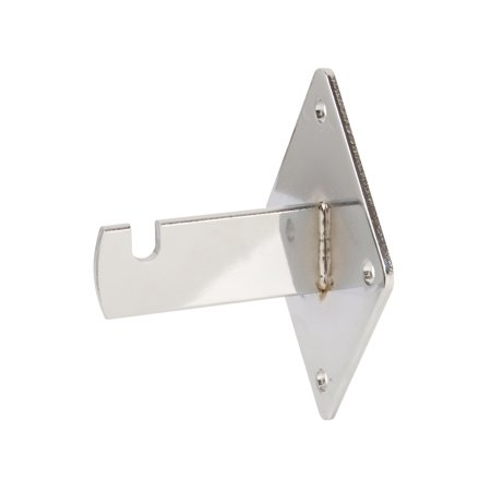 Econoco GWWBP12 Wall Bracket for Grid Panels (Pack of 12)