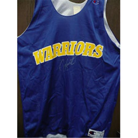 Powers Collectibles 20327 Signed Smith Joe Golden State Warriors Official Golden State Warriors practice jersey. by
