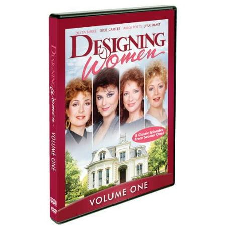 Design Dvd (Designing Women: Volume 1)