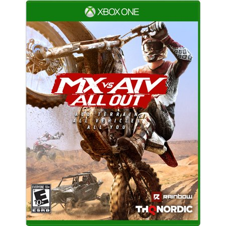 MX Vs. ATV All Out, THQ-Nordic, Xbox One,