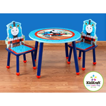 Thomas Friends Table And 2 Chairs Set