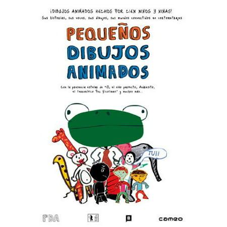 Little Animated Doodles ( Pequeños dibujos animados ) [ NON-USA FORMAT, PAL, Reg.0 Import - Spain ] (Dibujos De Halloween Animados)