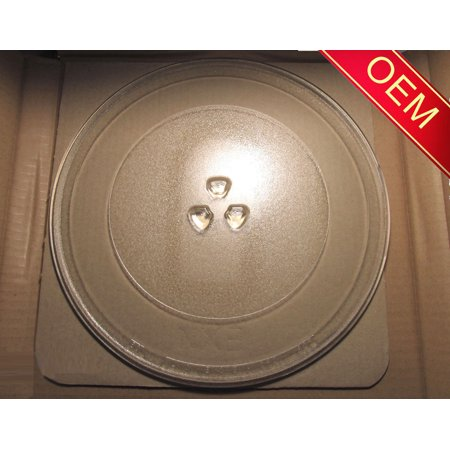 Wpw10337247 Microwave Gl Plate 12 Genuine Factory Original